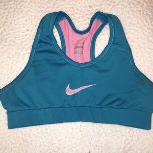 Girls Medium Nike Sports bra